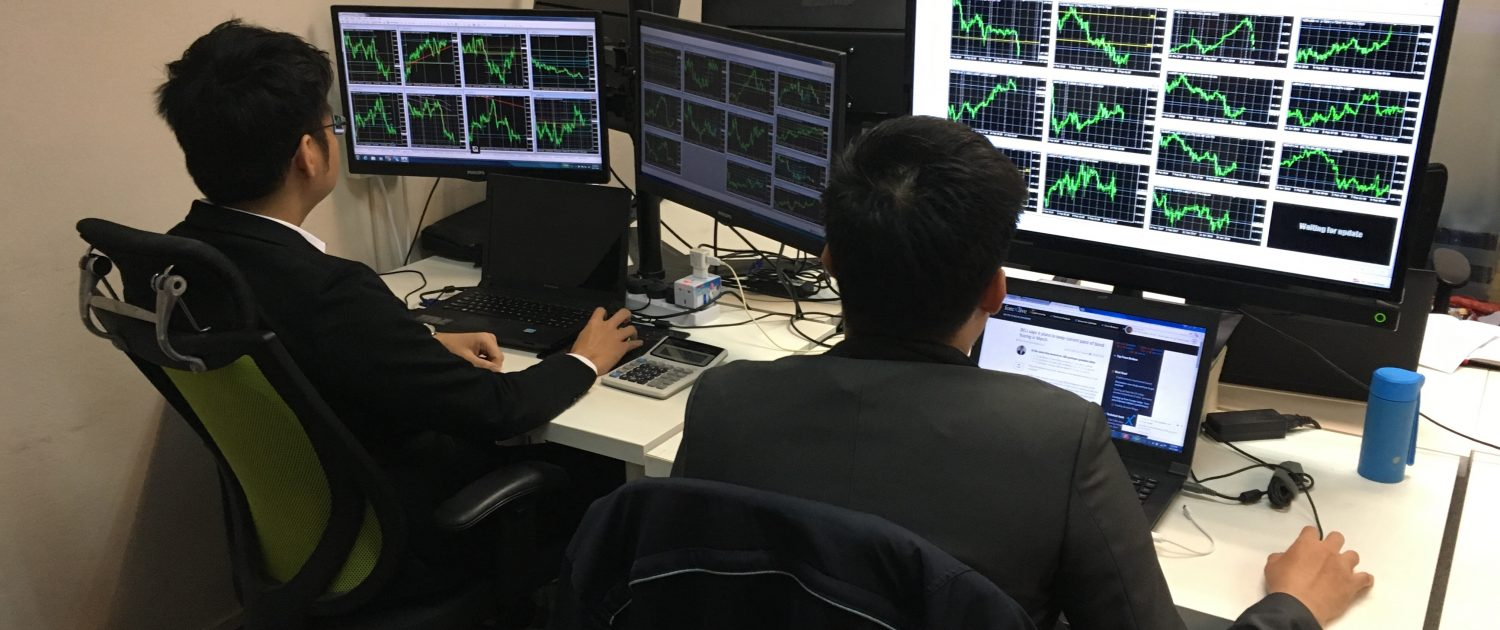 Junior forex trader singapore